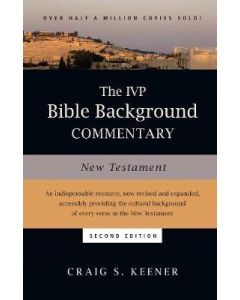 IVP Bible Background Commentary: NT (2nd Edn)