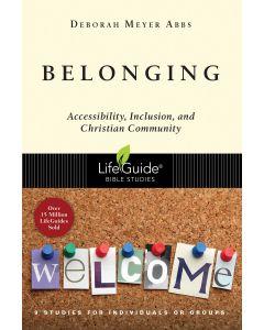 LifeGuide Bible Study (US)-Belonging