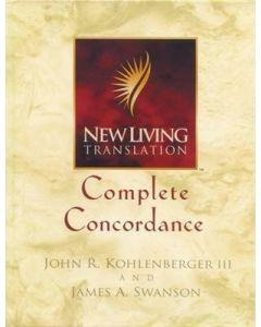 NLT Complete Concordance