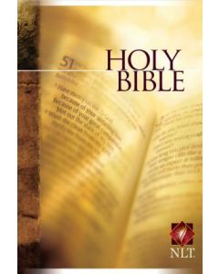 NLT Holy Bible - Hardcover