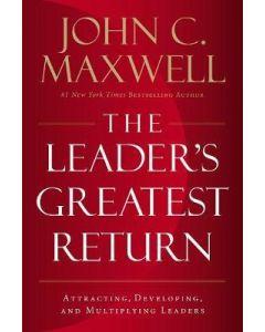The Leader's Greatest Return