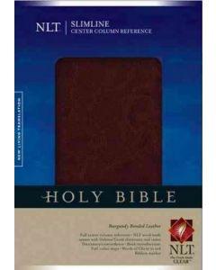 Slimline Center Column Reference Bible-NLT