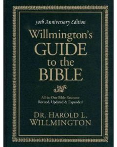 Willmington's Guide To The Bible 30th Anniversary Ed.