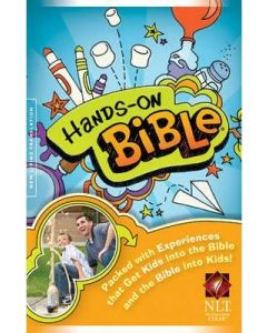 NLT Hands-on Bible Hardcover