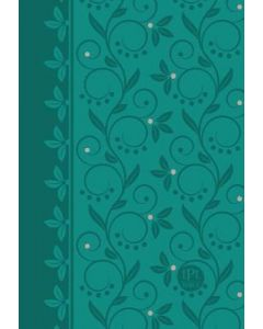 TPT New Testament with Psalms  Proverbs  and Song of Songs (Teal)