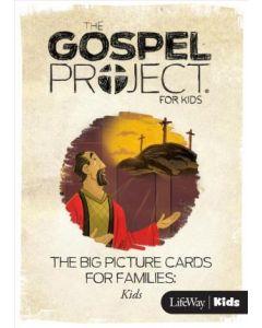 Gospel Project for Kids V5:Prophets & Kings-Big Picture Card/Kids