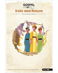 Gospel Project for Kids V6:Exile & Return Kids Poster Pack *