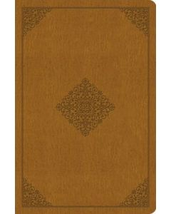 ESV Value Compact Bible (Tan)