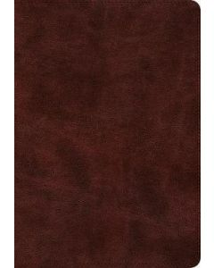 ESV Super Giant Print Bible TruTone-Burgundy