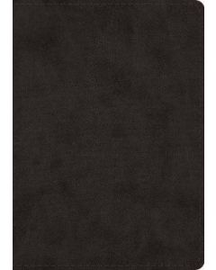 ESV Study Bible Large Print TruTone-Black