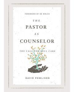 Pastor As Counselor (David Powlinson)