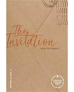 CSB The Invitation New Testament (min. 5)