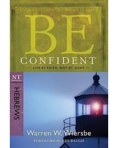 Be Confident (Hebrews) - Updated