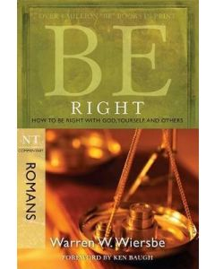 Be Right (Romans) - Updated