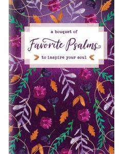 Bouquet of Favorite Psalms to Inspire Your Soul