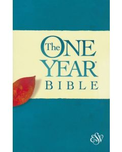 ESV One Year Bible-SC