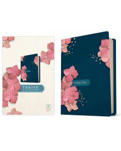 NLT THRIVE Devotional Bible for Women-Hardcover