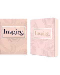 NLT Inspire Bible Journaling - Softcover