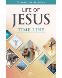 Pamphlet - Life of Jesus Time Line
