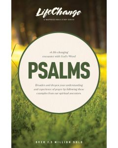 LifeChange Series-Psalms (Navigators)