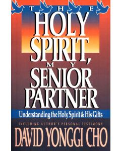 Holy Spirit, My Senior Partner (Masspaper)