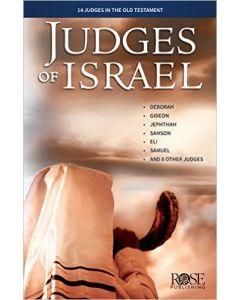 Judges Of Israel- Pamphlet