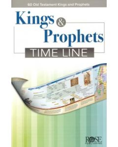 Kings & Prophets Time Line-Pamphlet