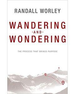 Wandering and Wondering