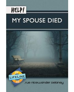 Help! My Spouse Died Booklet