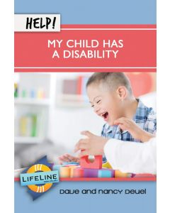 Help! My Child Has a Disability Booklet