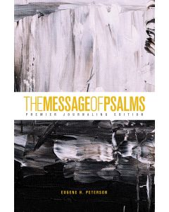 Message of Psalms: Premier Journaling Edition-Thunder Symphonic