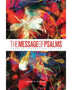 Message of Psalms: Premier Journaling Edition-Blaze into View