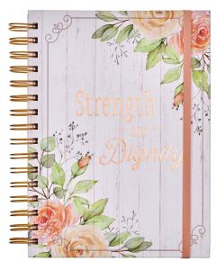 Journal:Wirebound-Strength & Dignity, JLE011
