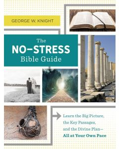 No-Stress Bible Guide : Learn the Big Picture, the Key Passages, and the Divine Plan--All at Your Own Pace