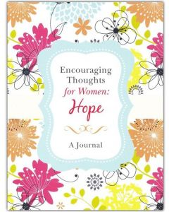 Journal with Devotions-Encouraging Thoughts for Women: Hope