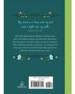 365 Daily Devotions for Women