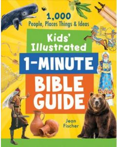 Kids' Illustrated 1-Minute Bible Guide