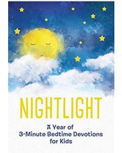 Nightlight:A Year of 3-Min.Bedtime Devo for Kids