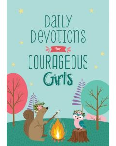Daily Devotions for Courageous Girls, Age 8-10