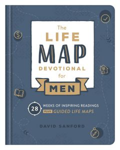 Life Map Devotional for Men