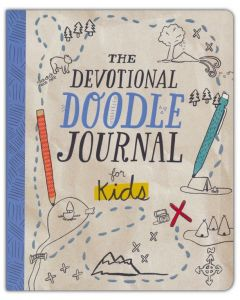 Journal with Devo-Doodle Journal for Kids, J2031