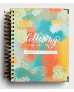 Lettering Prayer Journal, Krystal Whitten, J2414