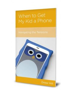 When to Get My Kid a Phone:Navigating Tension