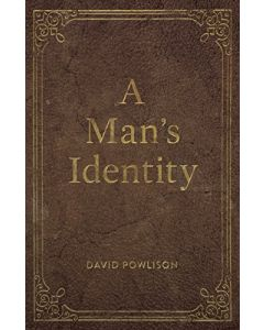 Tracts-A Man's Identity,  25/Pack