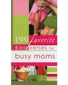 199 Favorite Bible Verses/Busy Moms (FBV008)