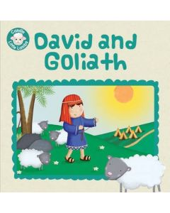 Candle Little Lambs-David And Goliath Booklet