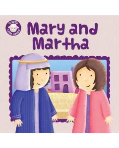 Candle Little Lambs-Mary And Martha Booklet