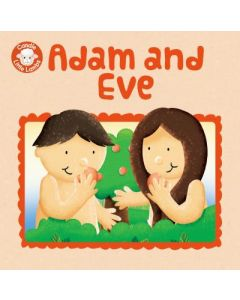 Candle Little Lambs-Adam and Eve Booklet