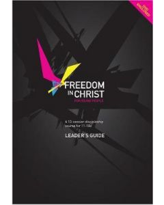 Freedom in Christ/Young People-Leader's Guide DVD SET