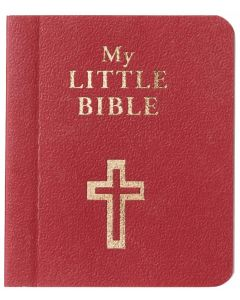 My Little Bible in Red TB002
